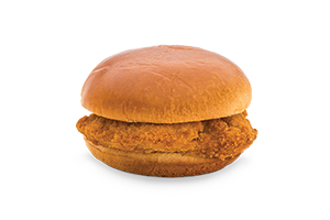 2018 - Signature Crispy Chicken Sandwich on Brioche - WEB