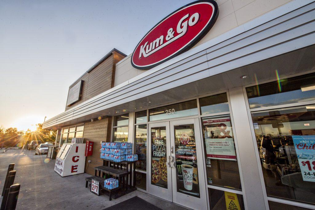 Kum & Go Storefront