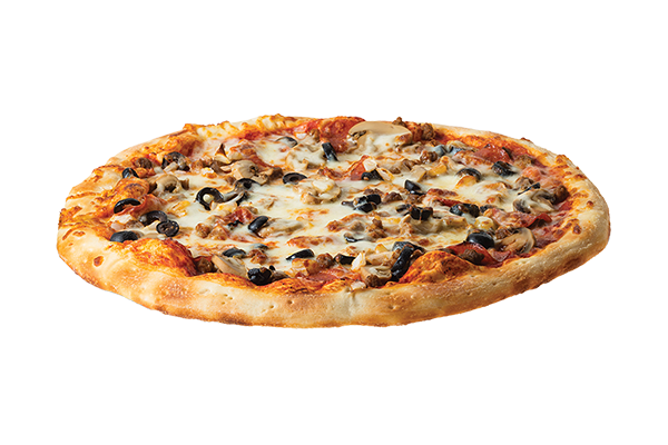 combo pizza- website