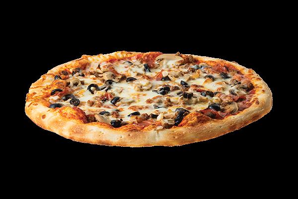combo pizza- website