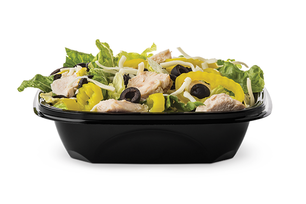 greek chicken salad website