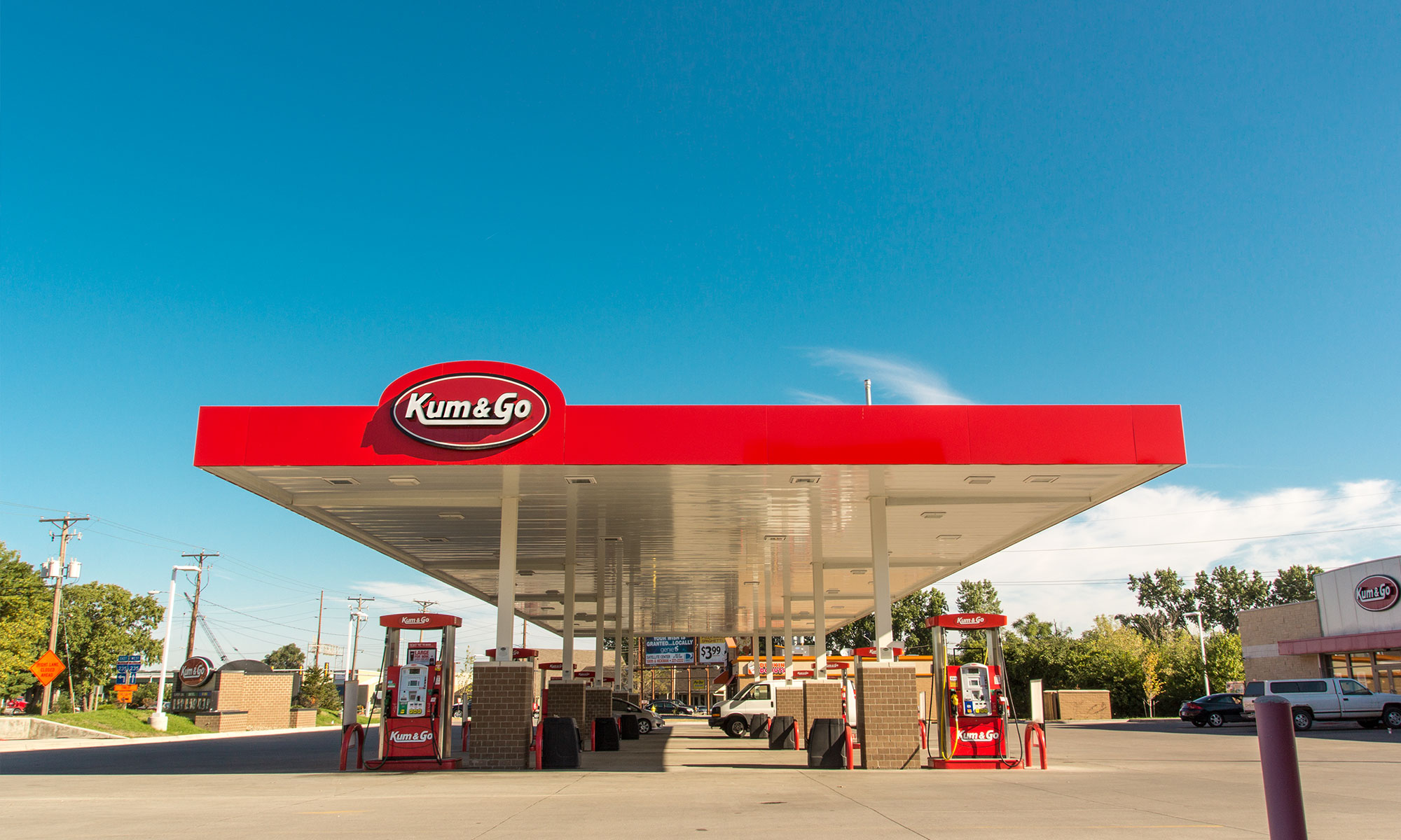 Kum & Go: Where & Means More